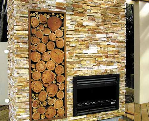 Дизайн интерьера природные материалы
