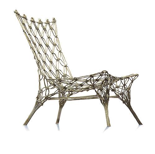 Плетеная мебель из проволоки своими руками 12