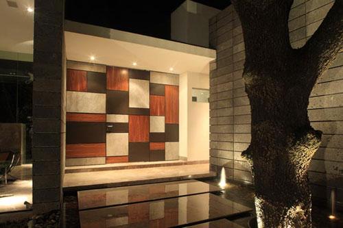 Дом в лесу от glr arquitectos фото