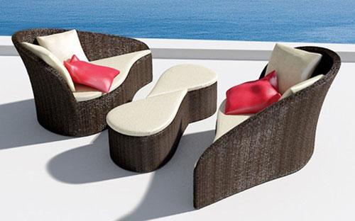 Летняя мебель от B-alance